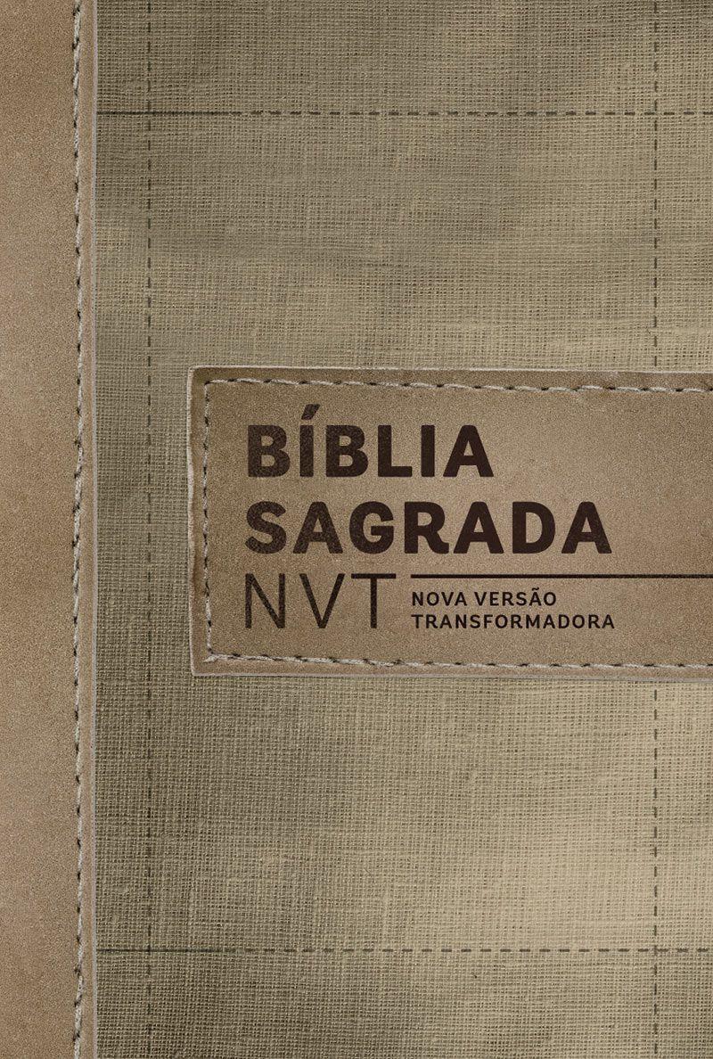 Bíblia NVT Linho Básico