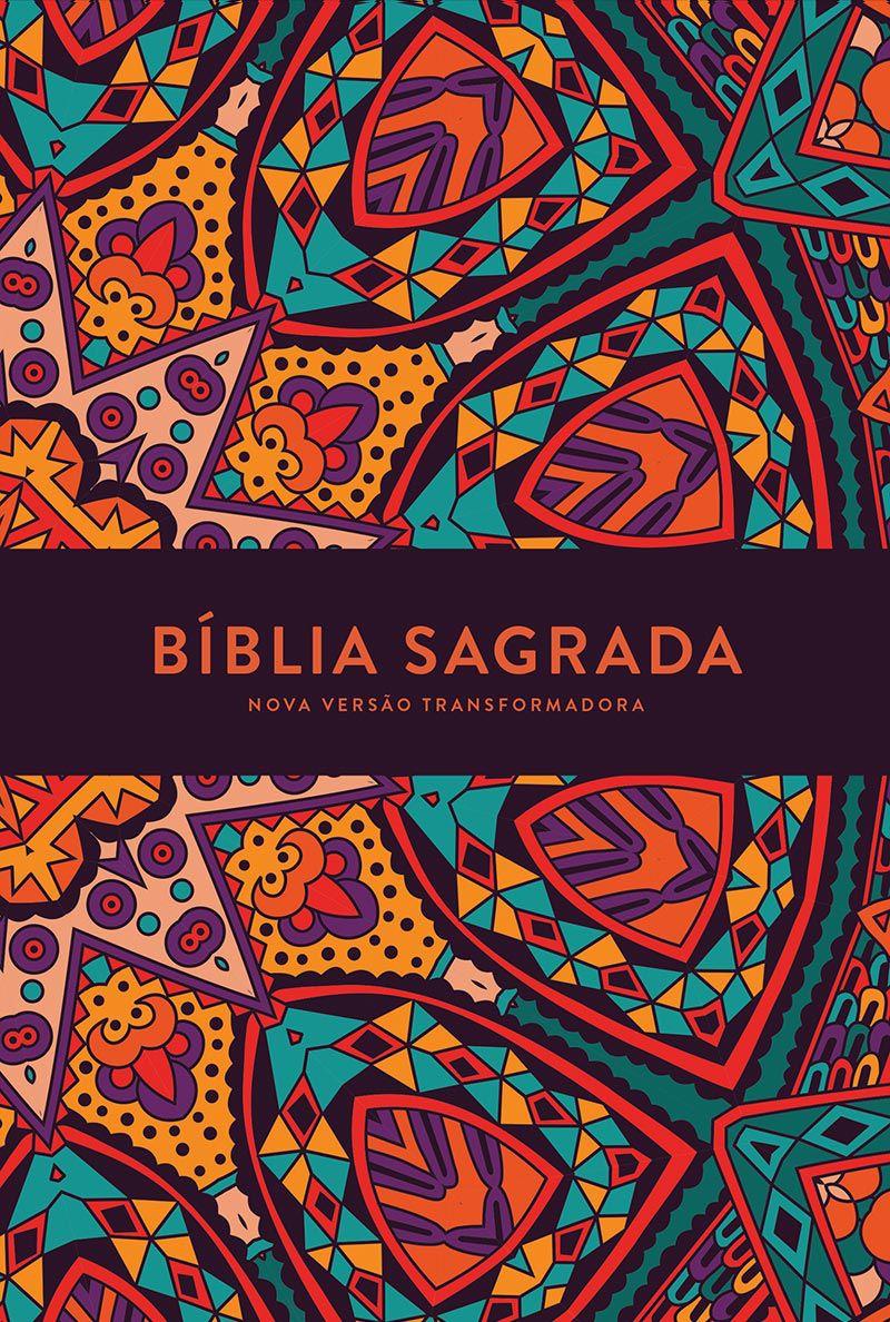Bíblia NVT Mandala  - Sankto   Crer para entender