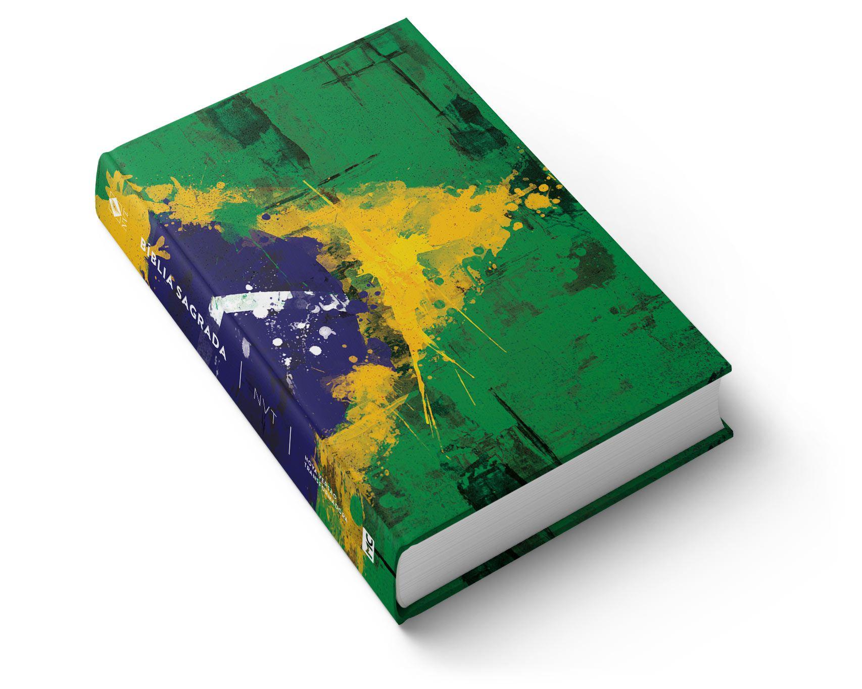 Bíblia NVT Meu Brasil  - Sua Bíblia NVT