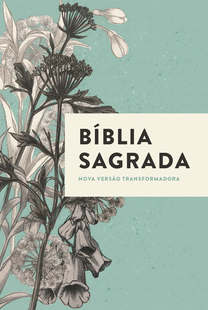 Bíblia NVT Ramo de Flores