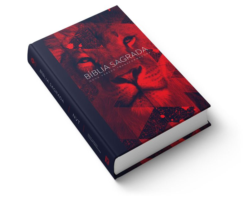 Bíblia NVT Red Lion  - Sua Bíblia NVT