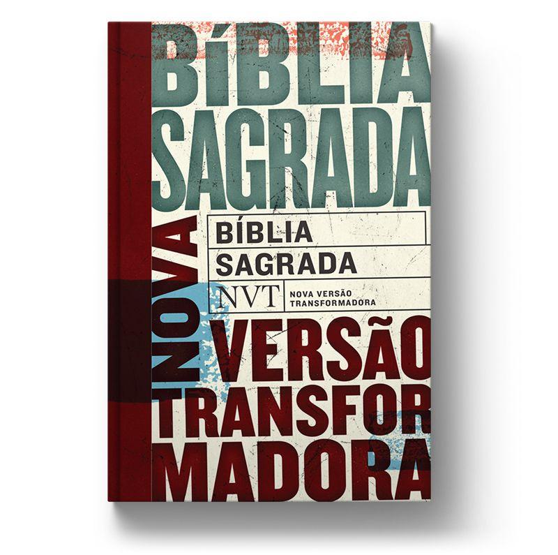 Bíblia NVT Typos  - Sankto | Crer para entender