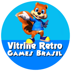 Hiele Shop - Vitrine Retro Games