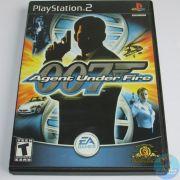 007 Agent Under Fire Ps2 Original Americano Completo