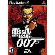 007 From Russia With Love Ps2 Original Americano Completo