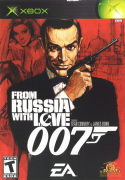 007 From Russia With Love Original Xbox Classico Completo