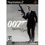 007 Quantum Of Solace Ps2 Original Americano Completo