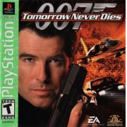 007 Tomorrow Never Dies Ps1 Original Americano Completo