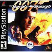 007 World is Not Enough Ps1 Original Americano Completo