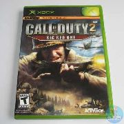 Call Of Duty 2 Xbox Classico Original Americano Completo!