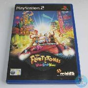 The Flintstones In Viva Rock Vegas Ps2 Original Europeu