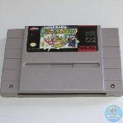 Super Mario Allstars Snes Original Americano RELABEL