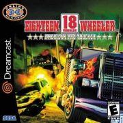 18 Wheeler American Pro Trucker Dreamcast Original Americano Completo