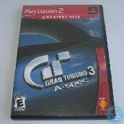 Ps2 Gran Turismo 3 Original Americano Completo Excelente !!!