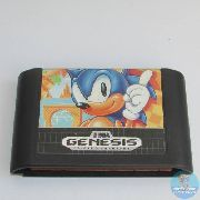 Sonic The Hedgehog 100% Original Americano Mega Drive