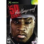 50 Cent Bulletproof Xbox Clássico Original Americano Completo