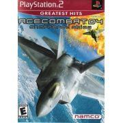 Ace Combat 4  Ps2 Original Americano Completo