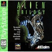 Alien Trilogy Ps1 Original Americano Completo