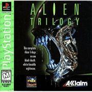 Alien Trilogy Ps1 Original Americano Completo