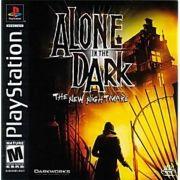 Alone In The Dark The New Nightmare Ps1 Original Americano Completo