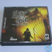 Alone In The Dark The New Nightmare Dreamcast Original