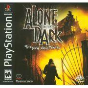 Alone In The Dark The New Nightmare Ps1 Original USA Completo