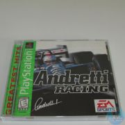 Andretti Racing Ps1 Original Americano Completo