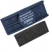 Apagador para Quadro Branco Magnético com Suporte para Marcadores Masterprint - MP3100