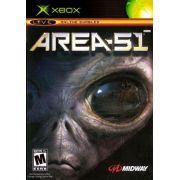 Area 51 Xbox Classico Original Americano Completo