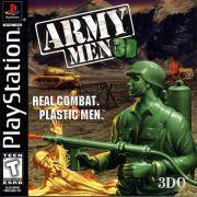Army Men 3d Ps1 Original Completo Americano