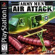 Army Men Air Attack Ps1 Original Americano Completo