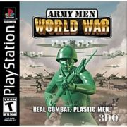 Army Men World War Ps1 Original Americano Completo
