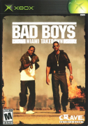 Bad Boys Miami Takedown Original Xbox Classico