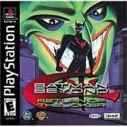 Batman Beyond Ps1 Original Americano Completo