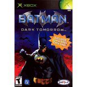 Batman Dark Tomorrow Xbox Classico Original Americano Completo