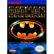 Batman The Video Game NES 8-Bits 100% Original Americano