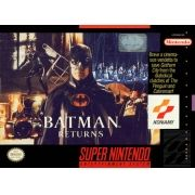Batman Returns Snes 100% Original Americano