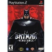 Batman Vengeance Ps2 Original Americano Completo