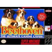 Beethoven Super Nintendo 100% Original Americano