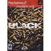 Black (2006) PS2 Original Americano Completo