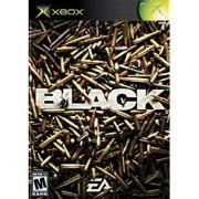 Black (2006) Xbox Classico Original Americano