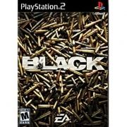 Black (2006) PS2 Original Americano Completo Black Label