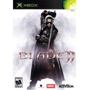 Blade 2 Xbox Clássico Original Americano Completo