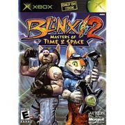 Blinx 2 Masters of Time and Space  Xbox Clássico Original