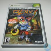 Blinx Time Sweeper Xbox Clássico Original Americano Completo