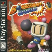 Bomberman World Ps1 Original Americano Completo