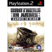 Brothers In Arms Earned In Blood Ps2 Original Americano Completo