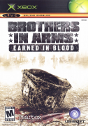 Brothers In Arms Earned In Blood Xbox Classico Original