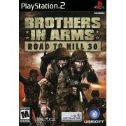 Brothers in Arms Road to Hill 30 Ps2 Original Americano