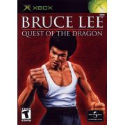 Bruce Lee Quest Of The Dragon  Xbox Clássico Original Completo